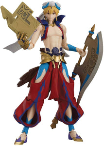 Max Factory figma 468 Fate Grand Order FGO Caster Gilgamesh action figure