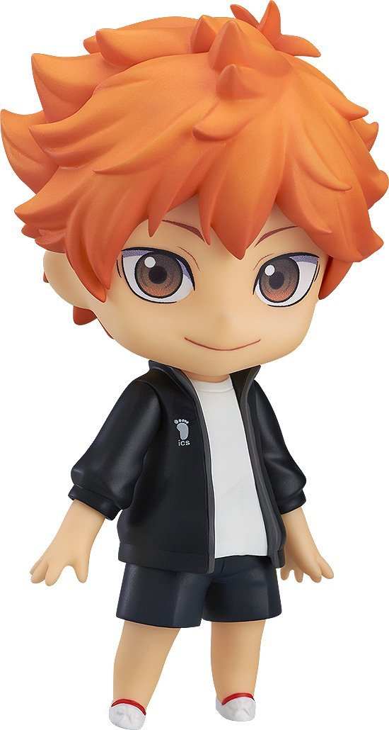 Good Smile Orange Rouge Nendoroid 528-b Haikyu!! Shoyo Hinata: Jersey Ver. (Pre-order)-DREAM Playhouse