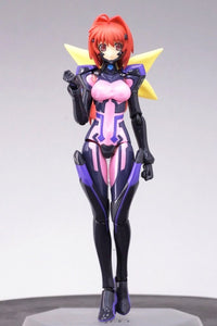 Max Factory Figma Sp-037 Muv-Luv Alternative Total Eclipse Kagami Sumika Xbox 360 Limited