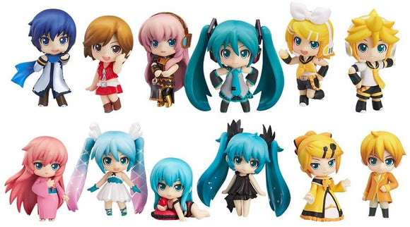 Good Smile Nendoroid Petit Vocaloid Hatsune Miku Selection (set of 12)