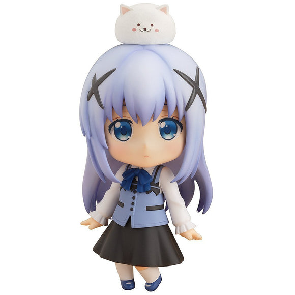Good Smile Nendoroid 558 Is The Order A Rabbit Chino