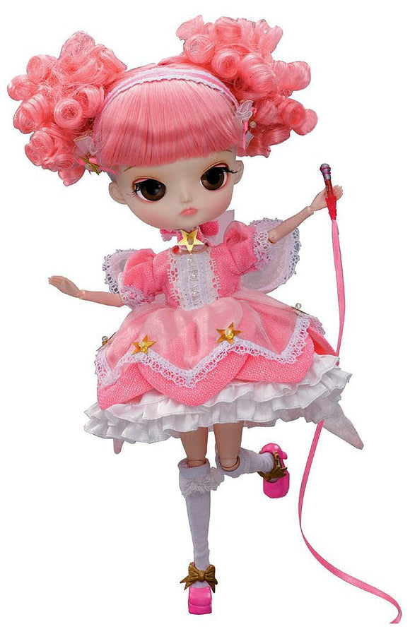 Groove Inc. Pullip Neo Dal F-328 Magical Pink-Chan Girl Fashion Doll (Jun Planning) - Doll