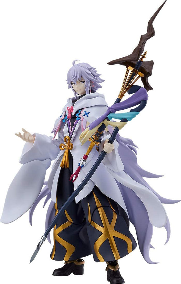 Max Factory figma 479 Fate Grand Order FGO Caster/Merlin Magus of Flowers