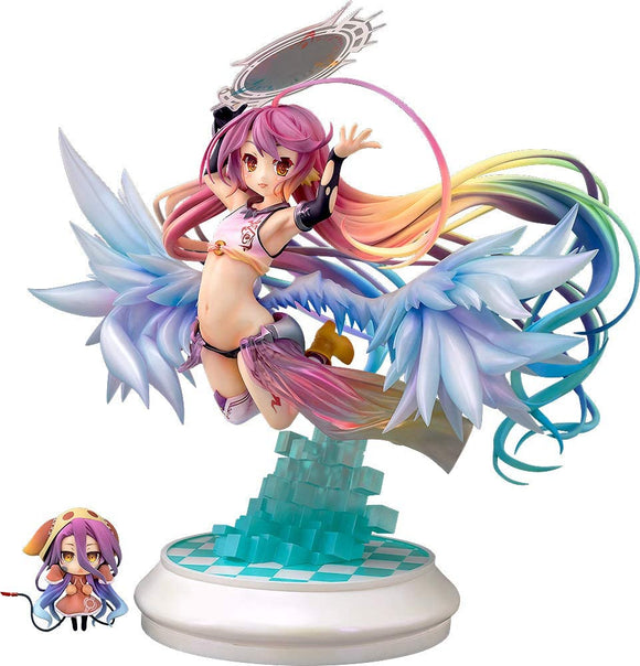 Phat Good Smile No Game No Life Jibril Little Flugel Ver. 1/7 PVC figure - DREAM Playhouse