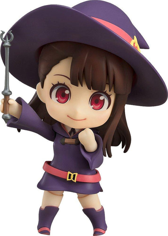 Good Smile Nendoroid 747 Little Witch Academia Atsuko Kagari (Pre-order)-DREAM Playhouse