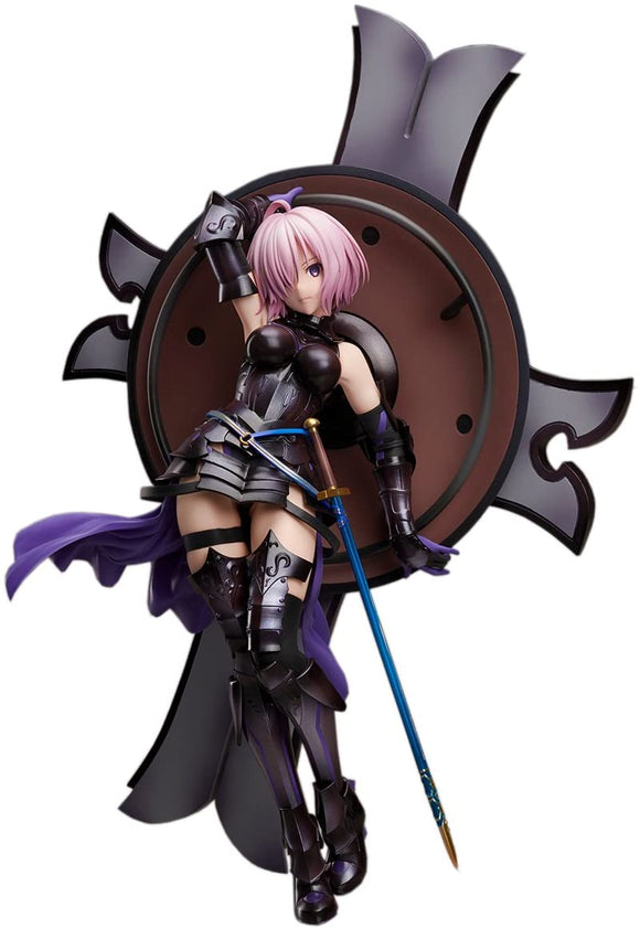 Stronger Fate Grand Order Shielder Mash Kyrielight 3rd Ascension 1/7 PVC figure - DREAM Playhouse