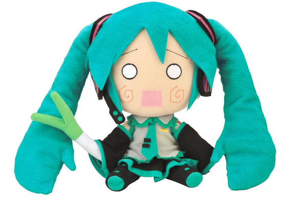 Gift Nendoroid Plushie Vocaloid Hatsune Miku Hachune ver. Stuffed toy-DREAM Playhouse