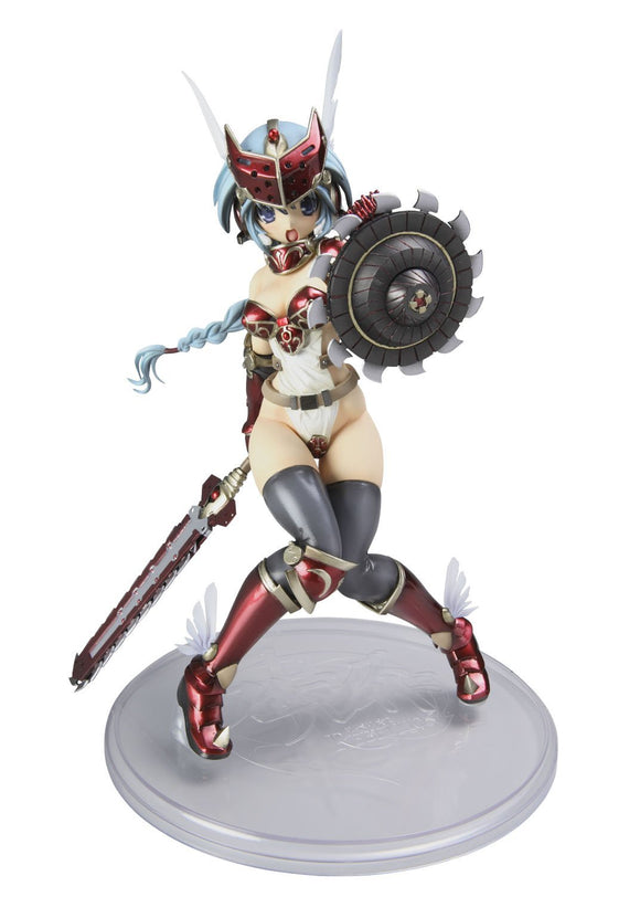 Megahouse Excellent Model Queen's Blade Rebellion Ultra Vibration Valkyrie Mirim 1/8 PVC figure