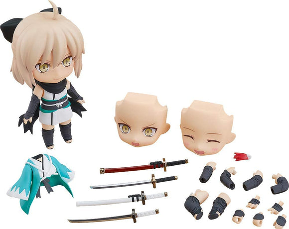 Good Smile Nendoroid 1491-DX Fate/Grand Order Saber/Okita Souji Ascension Ver. - DREAM Playhouse