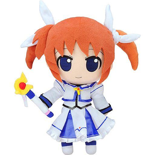 Gift Nendoroid Plushie Magical Girl Lyrical Nanoha Takamachi Nanoha Stuffed toy-DREAM Playhouse