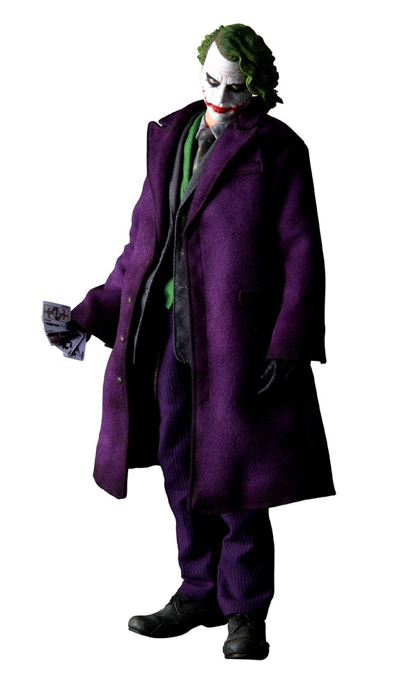 Medicom RAH 417 DC Comics Batman The Dark Knight Joker Real Action Heroes 1/6 figure-DREAM Playhouse