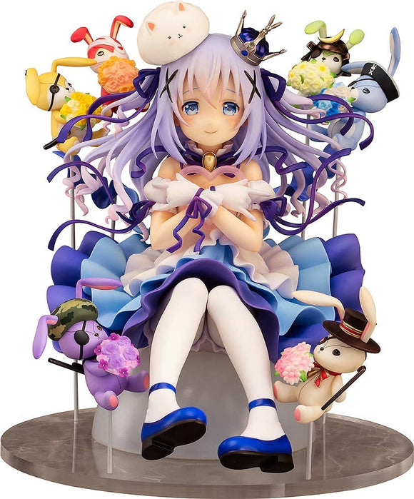 Easy Eight Good Smile Is the Order a Rabbit? Chino & RABBIT DOLLS 1/7 PVC figure