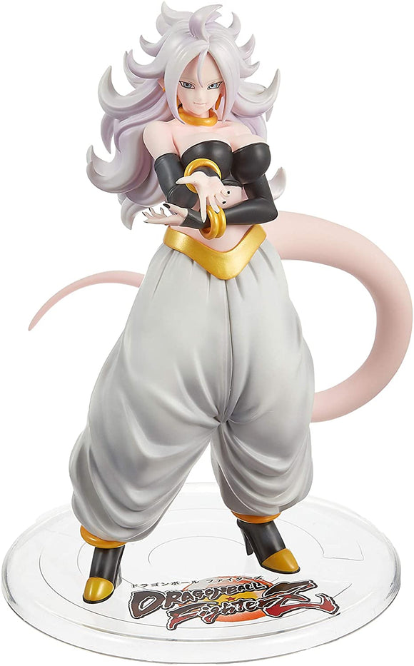 Megahouse Dragon Ball Gals Android 21 Transformed Ver. PVC figure
