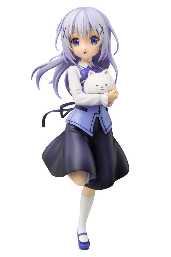 Plum Is the Order a Rabbit?? Chino Cafe Style 1/7 PVC figure-DREAM Playhouse