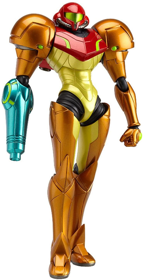 Max Factory Good Smile figma 133 Metroid Other M Samus Aran action figure