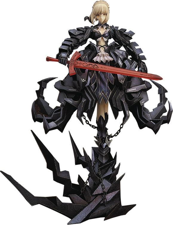 Good Smile Fate/Stay Night Saber Alter huke Collaboration Package 1/7 PVC figure