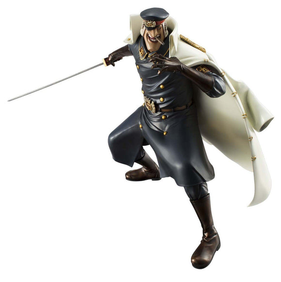 Megahouse Excellent Model One Piece Portrait of Pirates POP NEO-EX Shiryu 1/8 PVC Figure-DREAM Playhouse