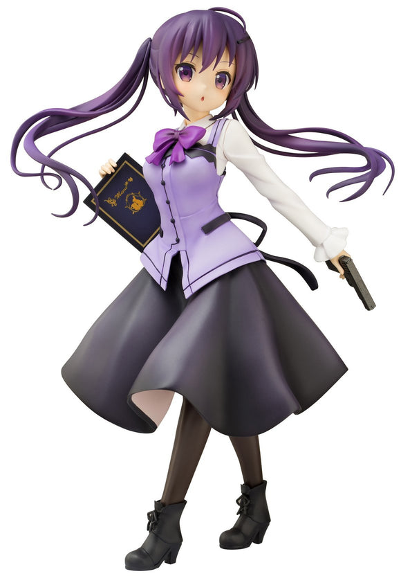 Plum Is the Order a Rabbit?? Rize Cafe Style 1/7 PVC figure-DREAM Playhouse