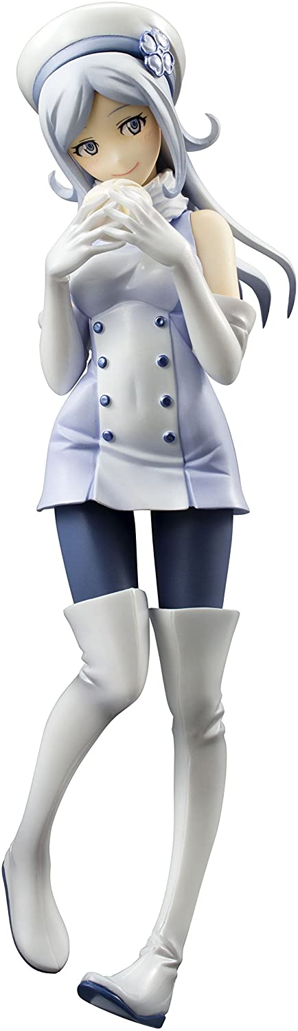 Megahouse GGG Gundam Build Fighters Aila Jyrkiainen 1/10 PVC figure