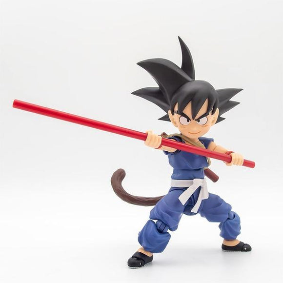 Bandai S.H. Figuarts SHF Dragon Ball Goku Child Beginning of Great Adventure
