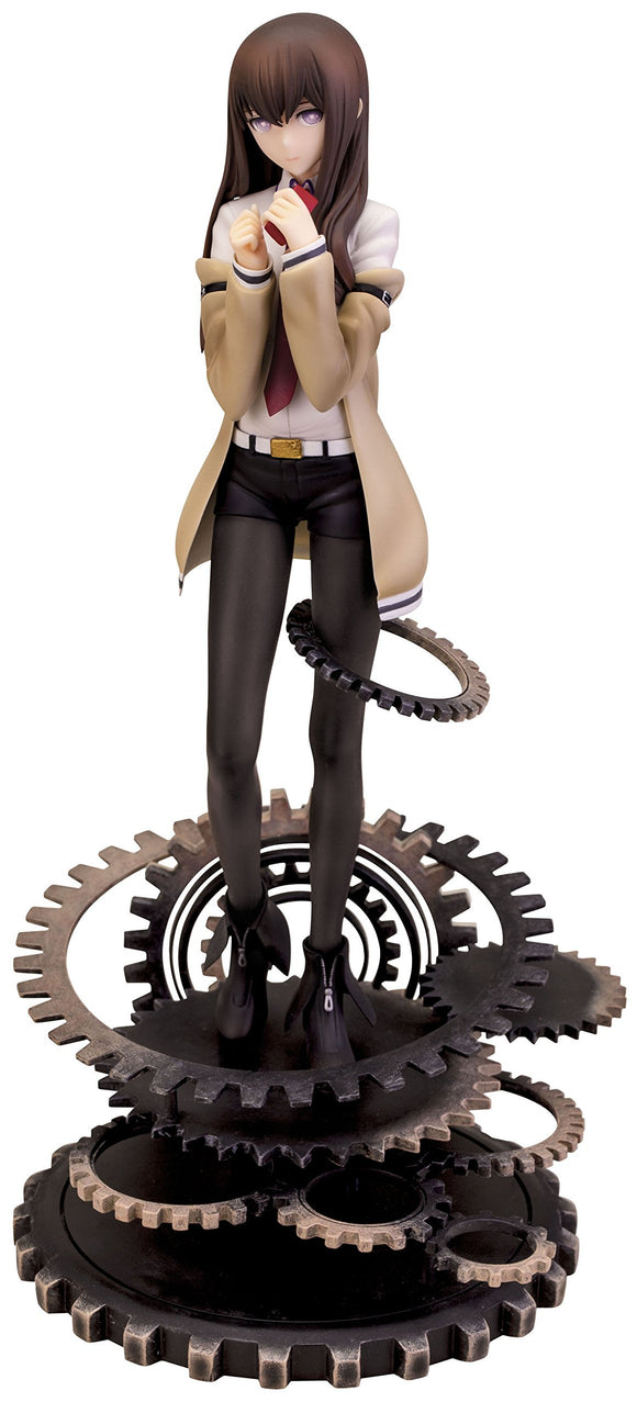 Alphamax 5pb sci-fi adventure STEINS GATE Kurisu Makise 1/7 PVC figure (Pre-order)-DREAM Playhouse