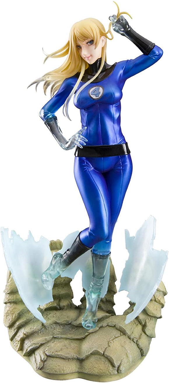 Kotobukiya Marvel Bishoujo Statue Invisible Woman 1/7 girl PVC figure - DREAM Playhouse
