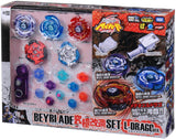 Takara TOMY 2010 Beyblade Metal Fight Fusion BB-98 ultimate Upgrade set El Drago Ver. - DREAM Playhouse