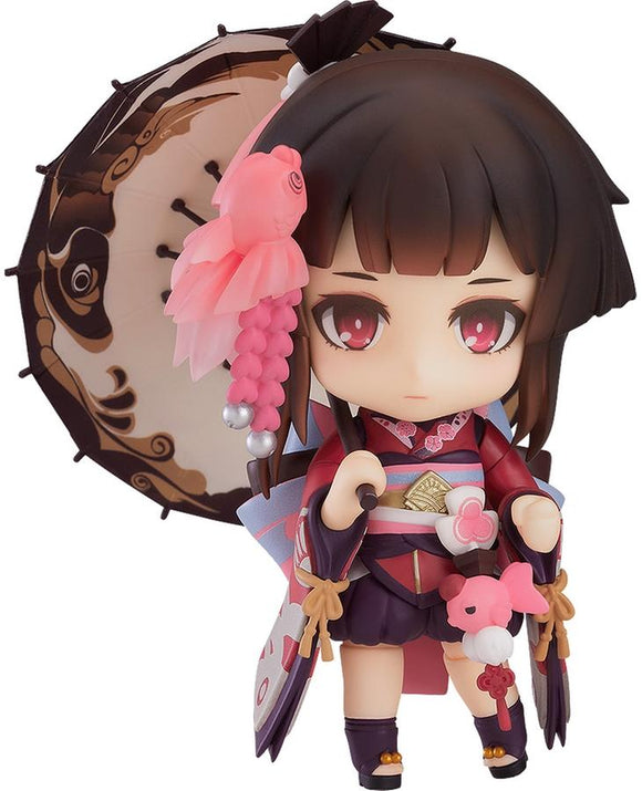 Good Smile Nendoroid 928 Onmyoji Kagura (Pre-order)-DREAM Playhouse