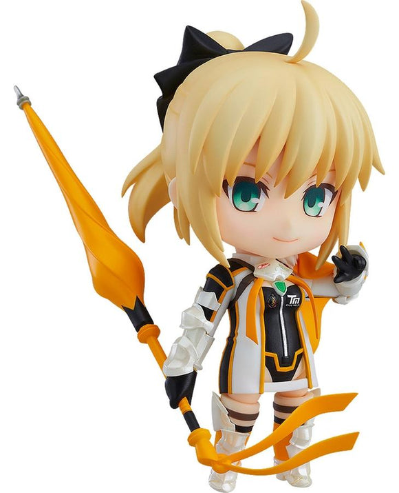 Good Smile Nendoroid 1117 Type-Moon Fate Saber Altria Pendragon Racing Ver