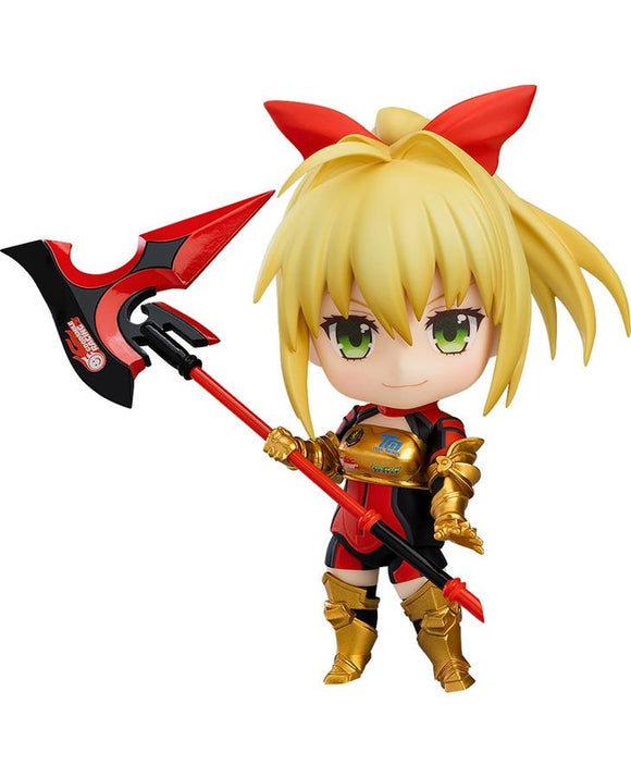Good Smile Nendoroid 1179 Type-Moon Fate Saber Nero Claudius Racing Ver - DREAM Playhouse