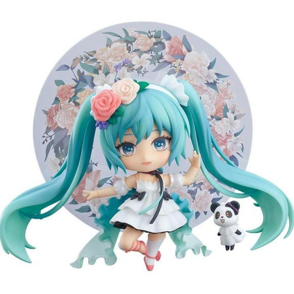 Good Smile Nendoroid 1465 Vocaloid Hatsune Miku MIKU WITH YOU 2019 Ver. - DREAM Playhouse