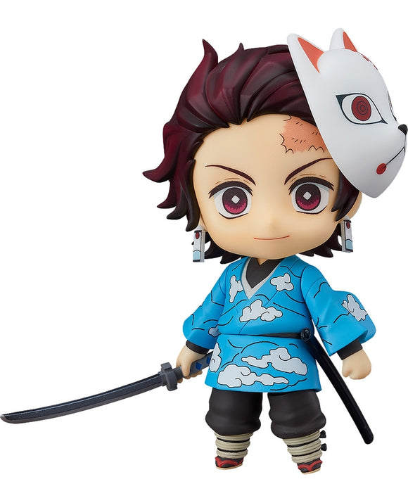 Good Smile Nendoroid 1510 Demon Slayer Tanjiro Kamado Final Selection Ver.