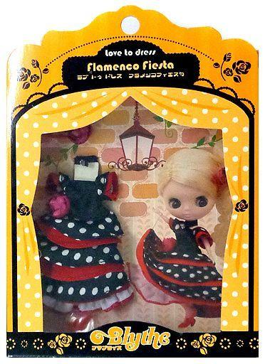 Takara TOMY Blythe Little Love to Dress Flamenco Fiesta outfits PBL-D-18-DREAM Playhouse