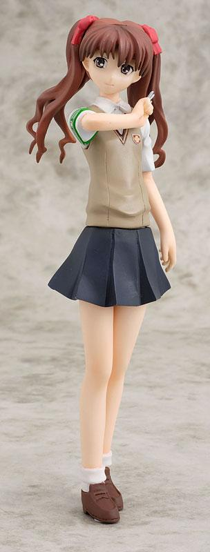 CM's Gutto kuru 23 A Certain Magical Index Shirai Kuroko PVC figure Toaru Kagaku no Railgun-DREAM Playhouse