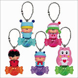 Takara TOMY Yujin Mirmo! Mirmo de Pon! Candy Keyholder figure Mascot (set of 5) - DREAM Playhouse