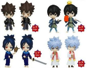 Takara TOMY Katekyo Hitman Reborn Deformed figure CCG collaboration (set of 4) - DREAM Playhouse