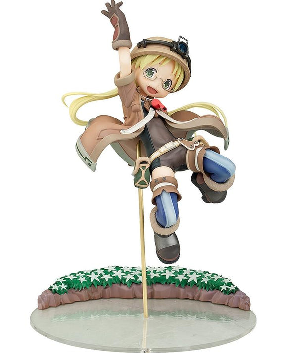 Chara-ani Made in Abyss Riko 1/6 PVC figure