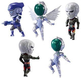 Chara-ani Toys Works Collection 2.5 Little Accel World Silver figure set of 5