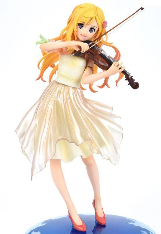 Aniplex Your Lie in April Kimiuso Kaori Miyazono dress ver. 1/8 PVC figure - DREAM Playhouse