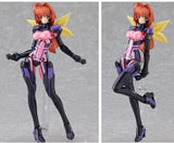 Max Factory figma SP-037 Muv-Luv Alternative Total Eclipse Kagami Sumika XBOX 360 limited-DREAM Playhouse