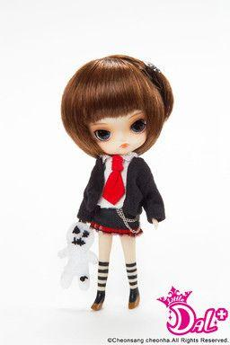 Groove Inc. Little DAL+ LD-513 drta girl Fashion doll (Jun Planning Pullip)-DREAM Playhouse