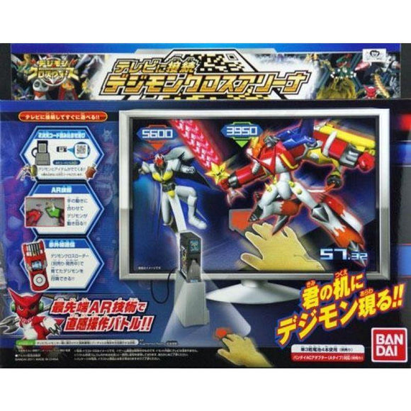 Bandai Digimon Digital Monsters Connect Cross Arena Xros Wars Tv - Misc