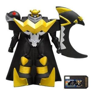 Bandai Digimon Digital Monsters Xros Wars 07 Dark Knightmon Vinyl Figure (Digi Memory Card Included)
