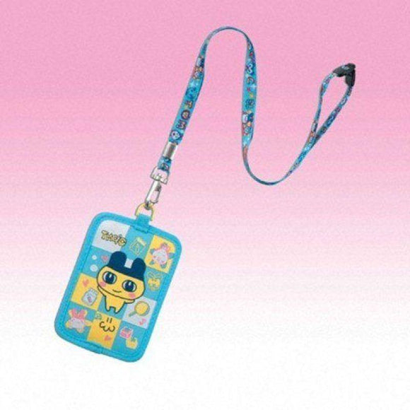 Bandai Tamagotchi Business Card Carrying Case (Blue With Mametchi) - Misc