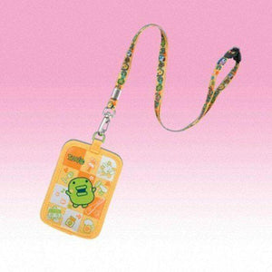 Bandai Tamagotchi Business Card Carrying Case Yellow With