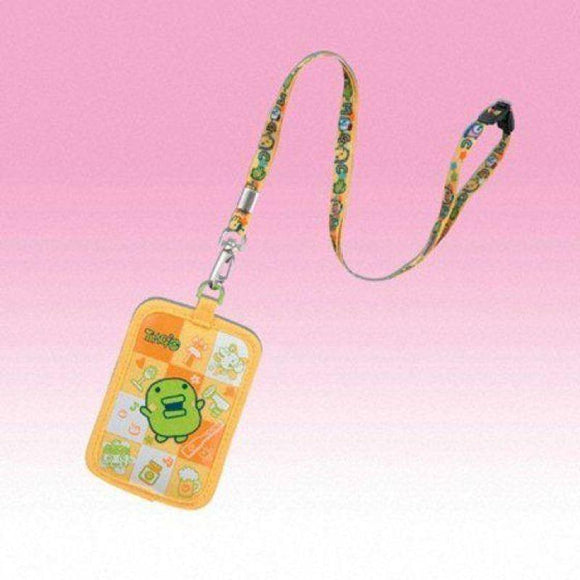 Bandai Tamagotchi Business Card Carrying Case (Yellow With Kuchipatchi) - Misc