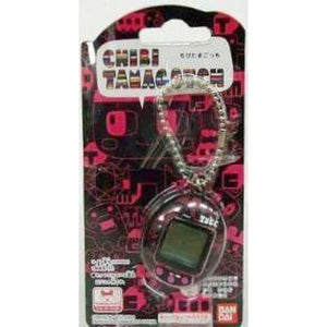 Bandai Tamagotchi Connection Chibi Mini Nano Interactive Lcd Game Black Diamond - Misc