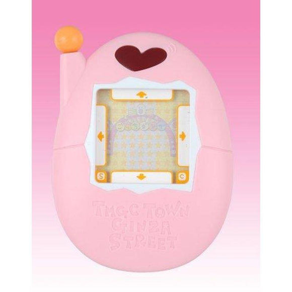Bandai Tamagotchi Connection Ginza Entama Virtual Pet Pink Kakeibo W/ Diary Box Set - Misc