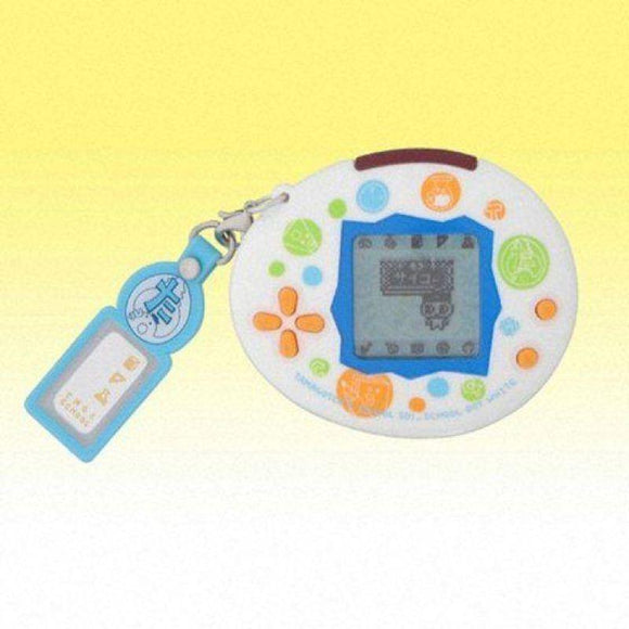Bandai Tamagotchi Connection School Interactive Lcd Game Tightly White - Misc