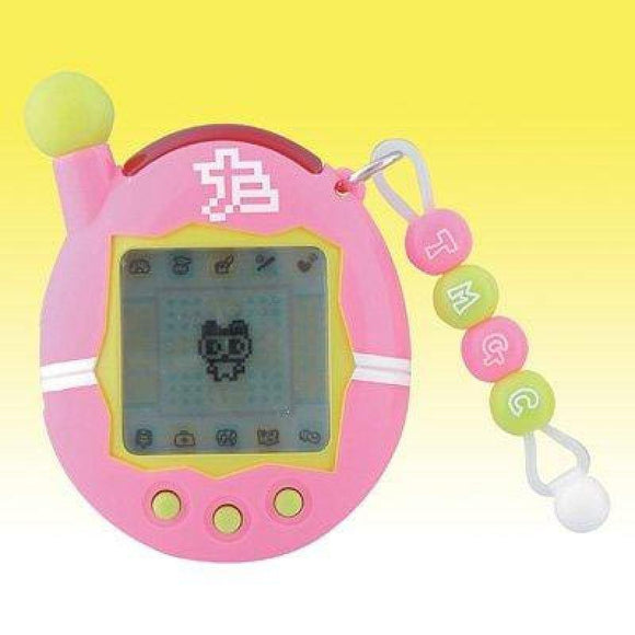 Bandai Tamagotchi Connection Ver. 4 Entama Interactive Lcd Game Toys Pink Sweater - Misc